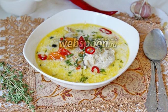 Сливочный суп рецепт с пошагово в