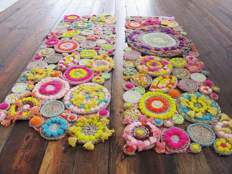 Массажные коврики своими руками для детского сада. Как сделать