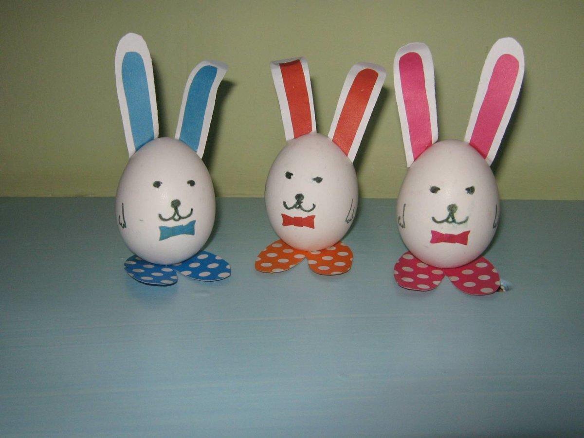 Поделки к Пасхе своими руками: яйца, пасхальные композиции