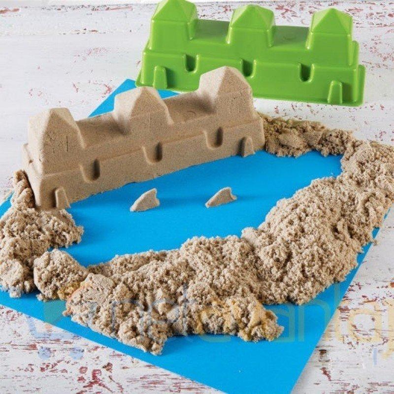 Поделки из кинетического песка фото 3