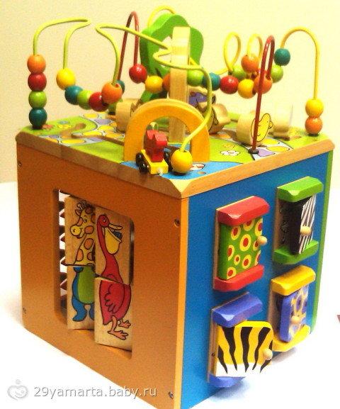 Развивающие игрушки лучшие