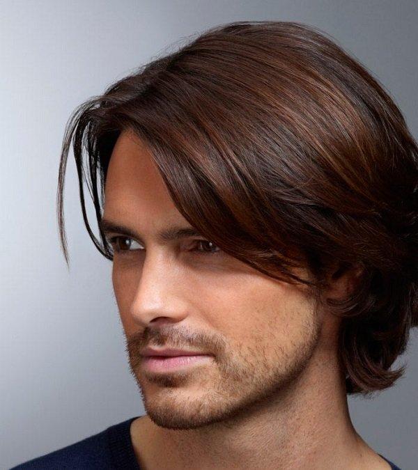 Виды причесок для мужчин на средние волосы