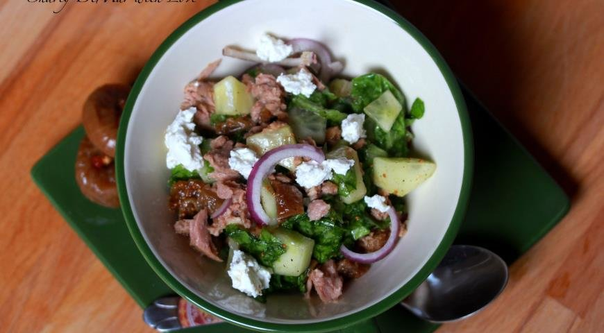 Как приготовить тунец рецепты простые и вкусные