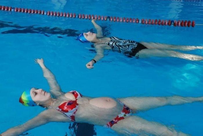 Бассейны для беременных в брянске 43