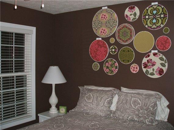 Как сделать декор для спальни своими руками 83