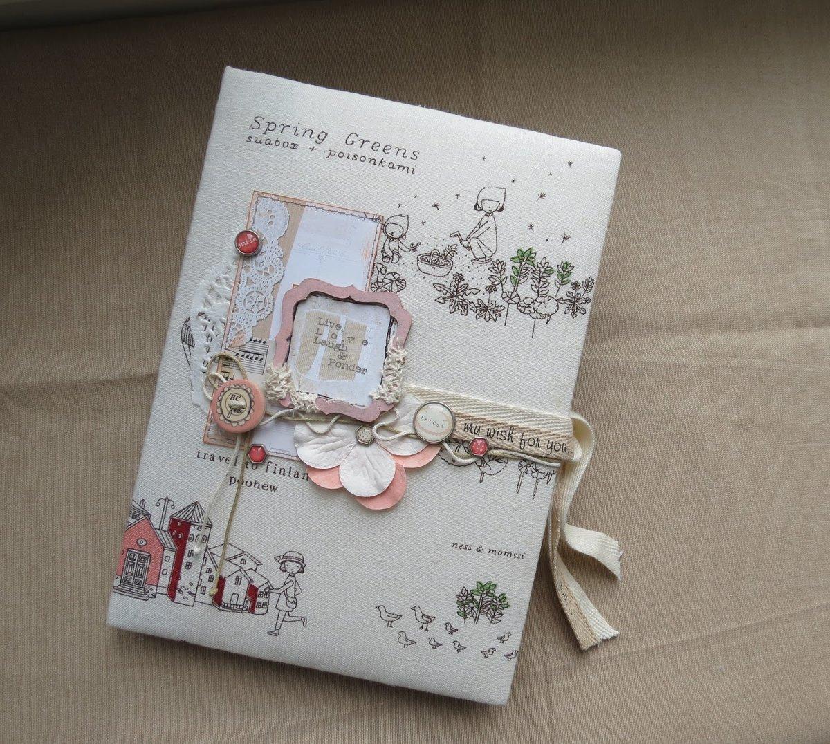 Дневник скрапбукинг своими руками 87