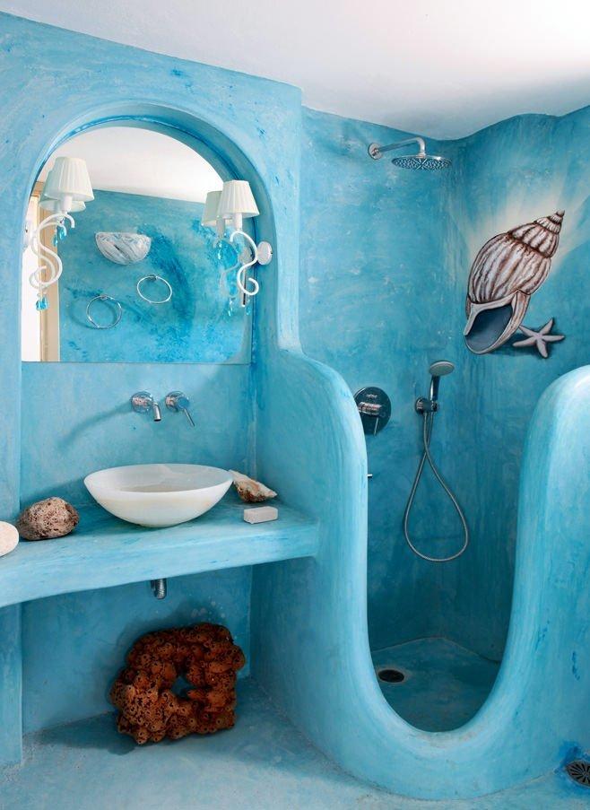 Креатив в ванной своими руками 100