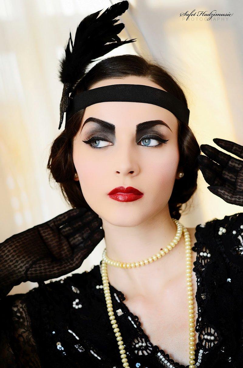 Все о макияже в стиле чикаго