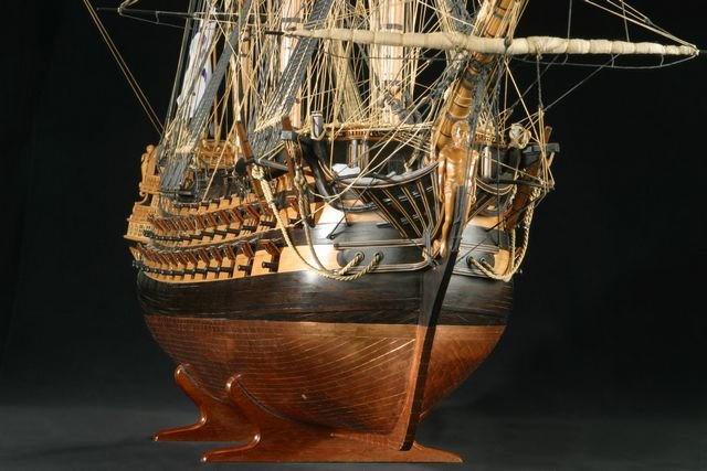 Моделирование парусных кораблей