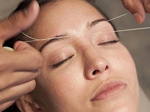 Как не больно выщипывать брови в домашних условиях 432