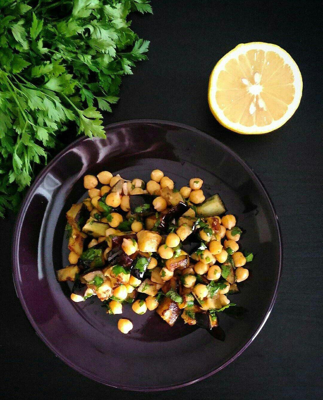 Вегетарианские блюда с нутом рецепты