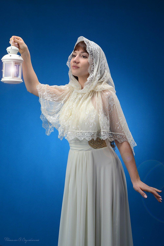 Подвенечное платье для венчания своими руками