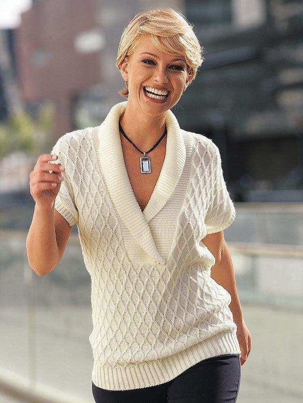 Вязание кофты пуловеры кардиганы для женщин