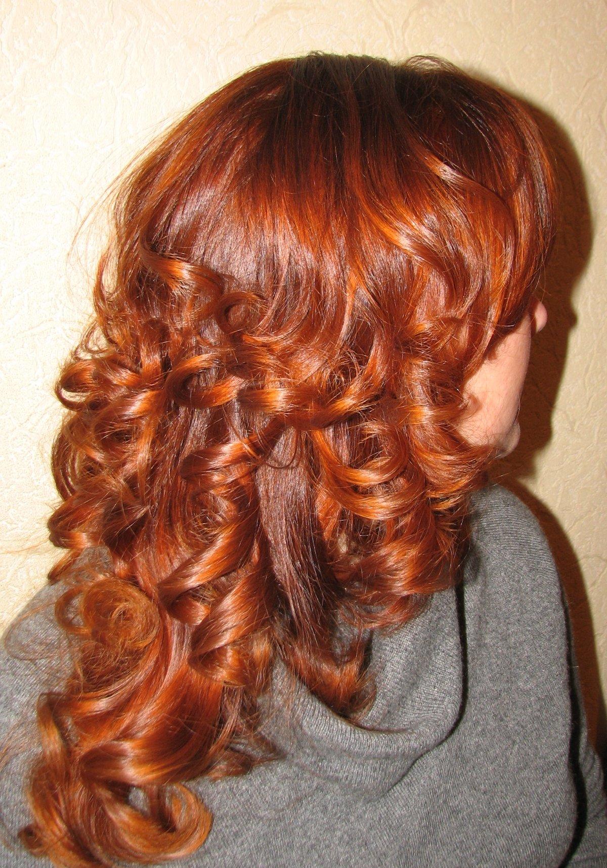 Как покрасить волосы в домашних условиях хной в черный цвет