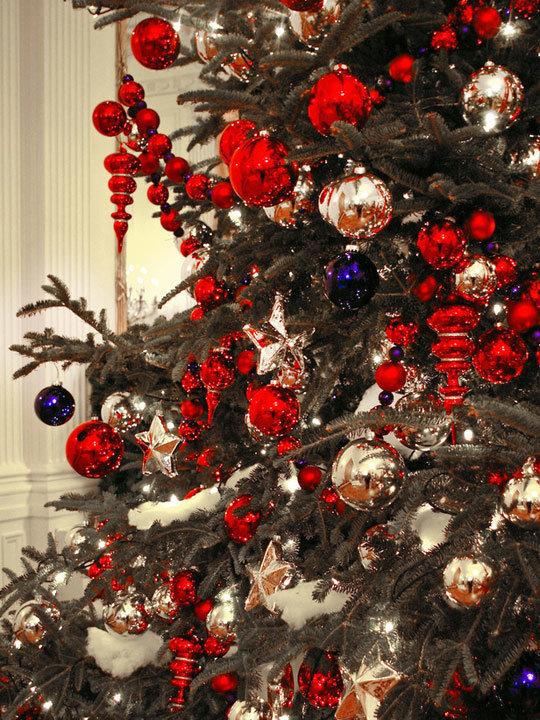 Как украсить елку красиво и своими руками 3
