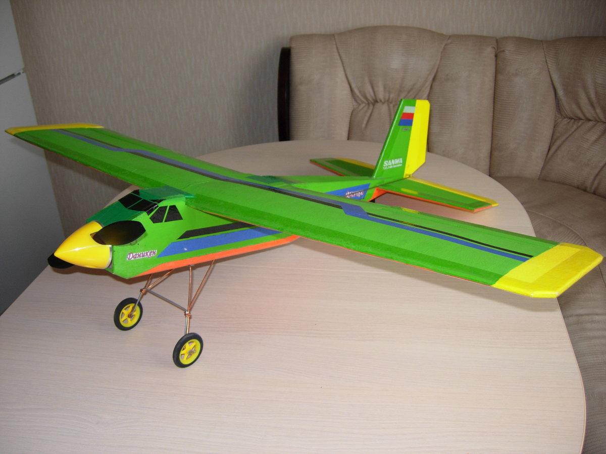 Как построить самолет 68