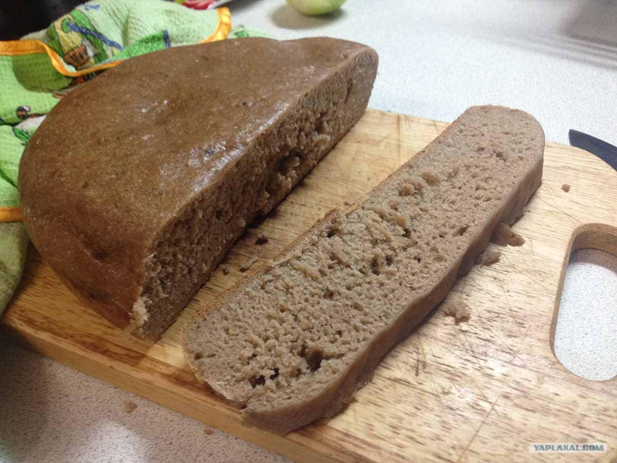 Рецепты бездрожжевой хлеб в домашних условиях в духовке пошаговый рецепт с