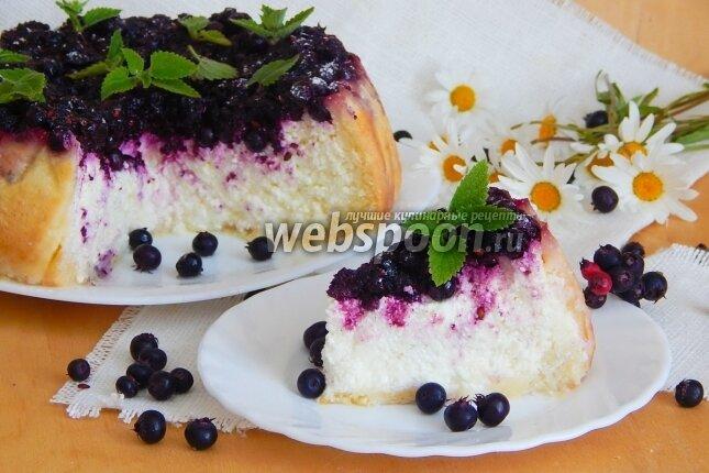 Рецепт приготовления пирог с ирги