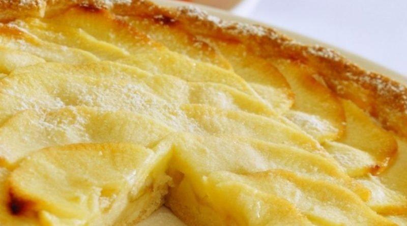 Пирог с яблоком рецепты быстро