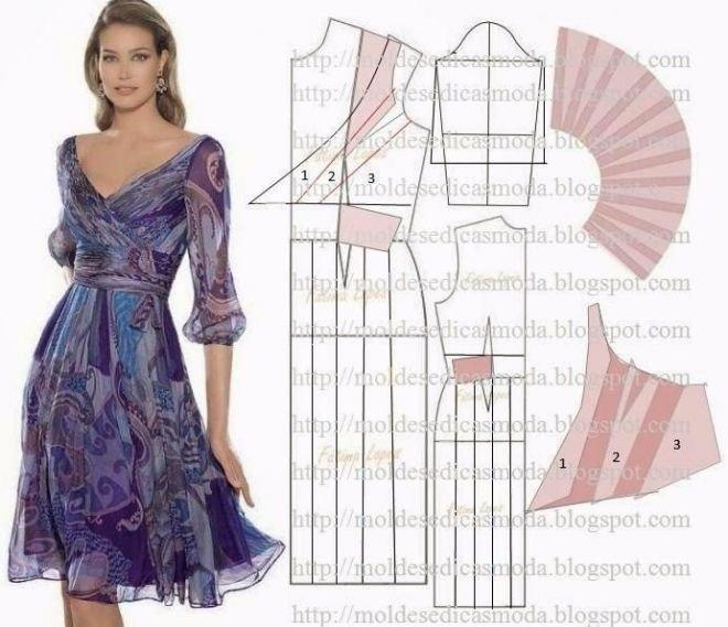Сшить платья для шитья