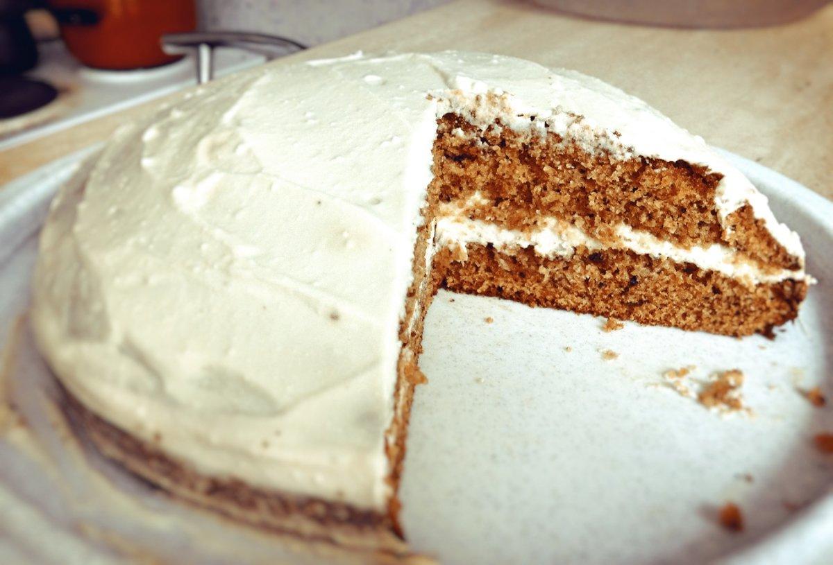 Морковный торт – рецепт изоражения