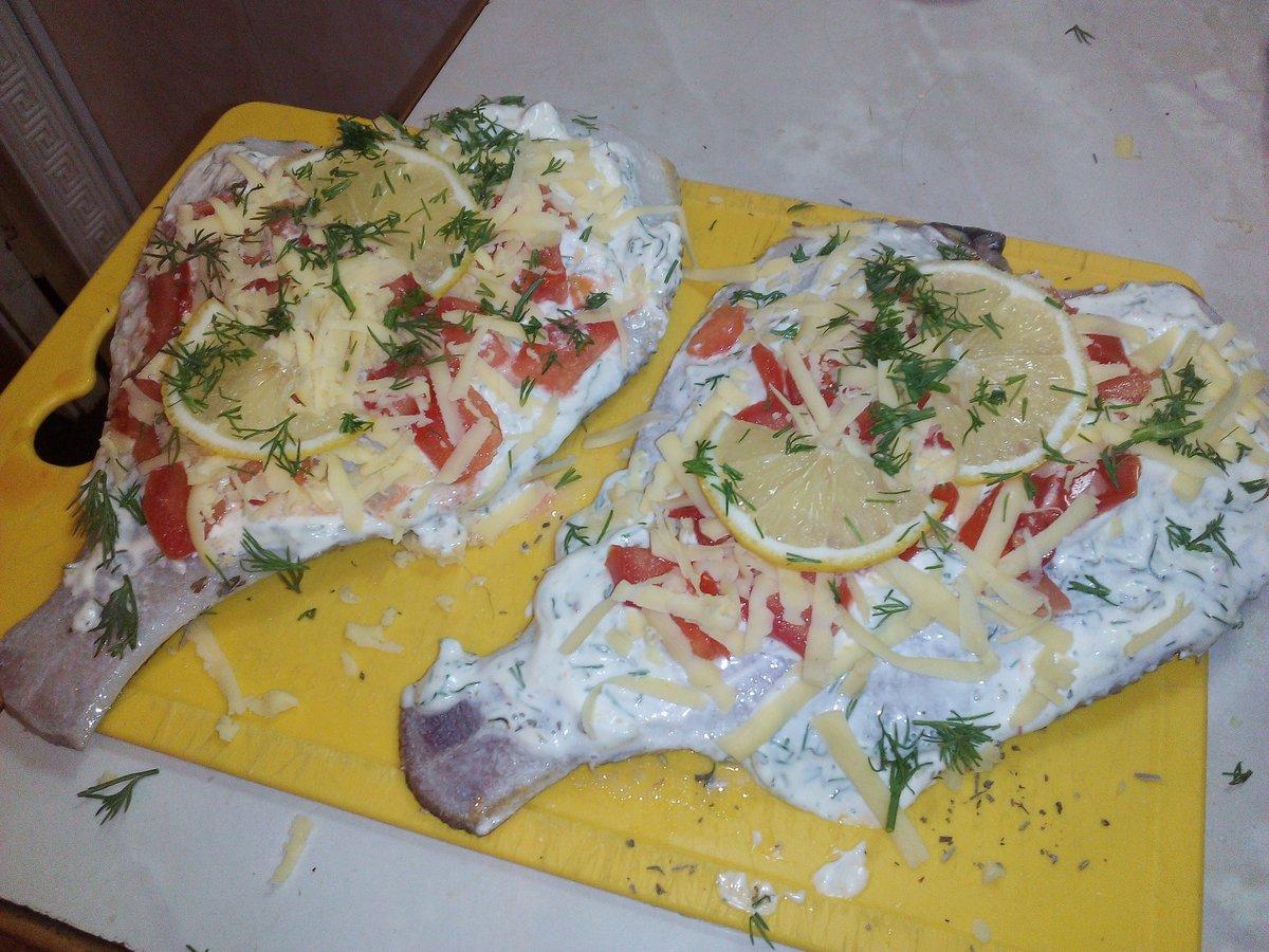 Филе камбалы в духовке рецепты с фото
