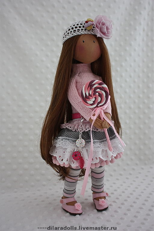 Тильды куклы из ткани своими руками