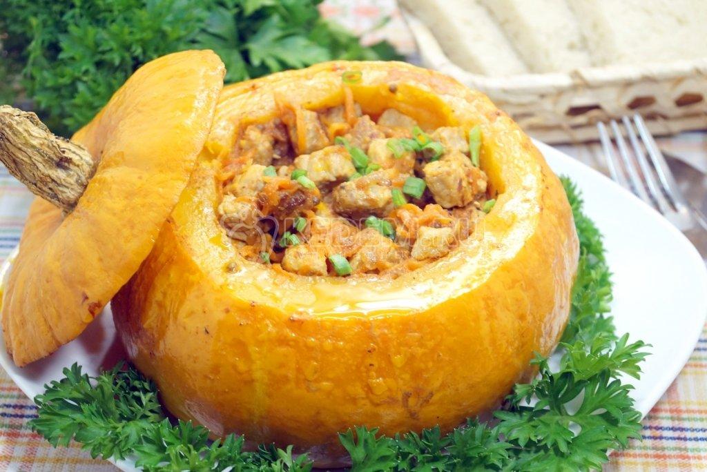 Блюда из тыквы рецепты быстро и вкусно низкокалорийные
