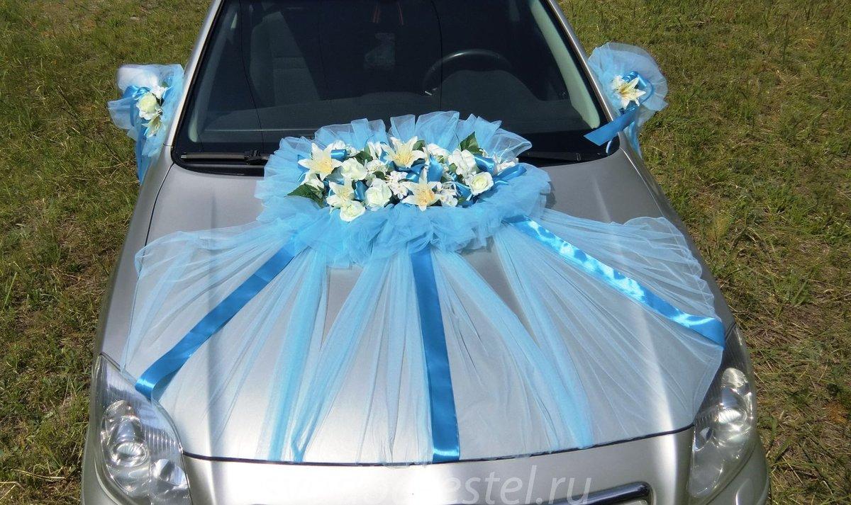 Как украсить капот машины на свадьбу своими руками 85