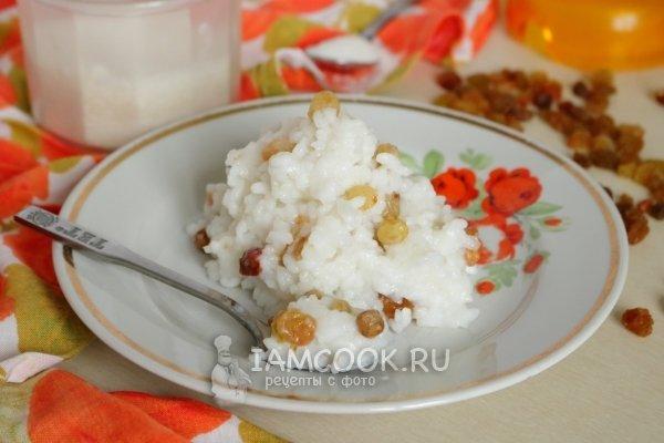 Рисовая каша с подливкой рецепт с фото пошагово