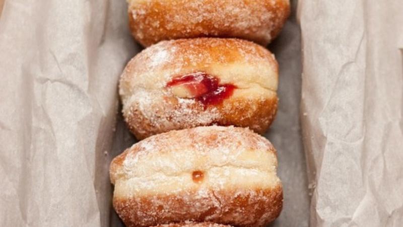Рецепт начинки для пончиков в домашних условиях 165
