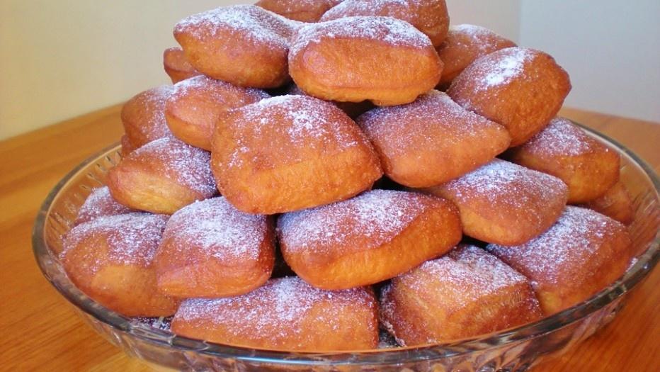 Приготовить домашние пончики рецепт
