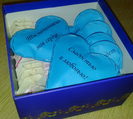 Подарки на 14 февраля парню своими руками