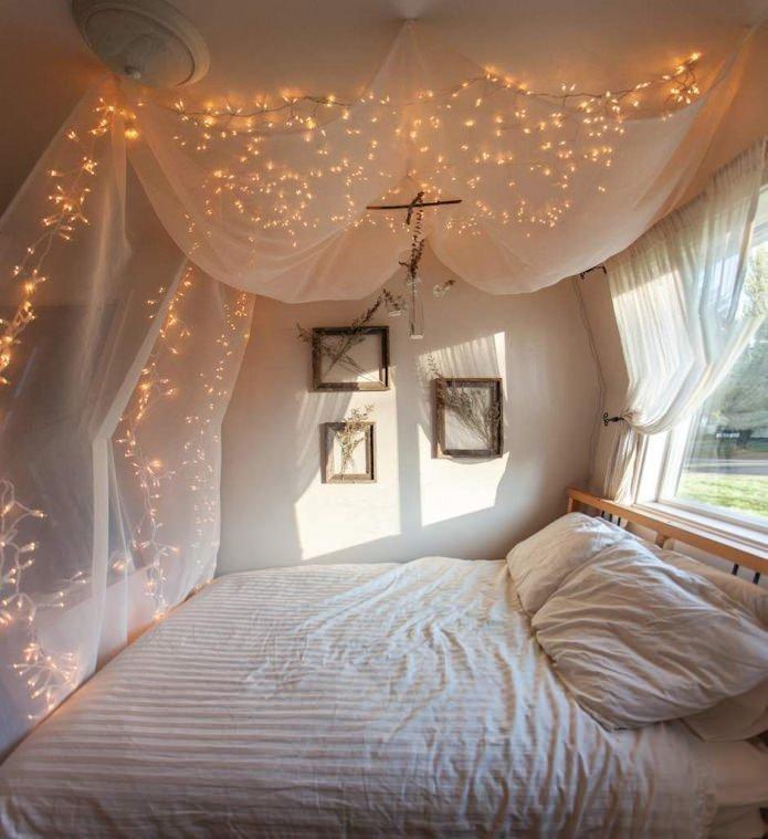 Декор спальной комнаты своими руками 68