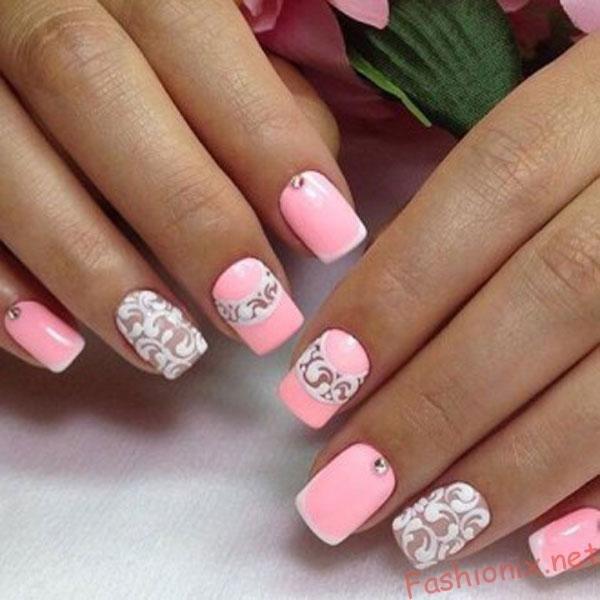 Красивые ногти гель лаком новинки