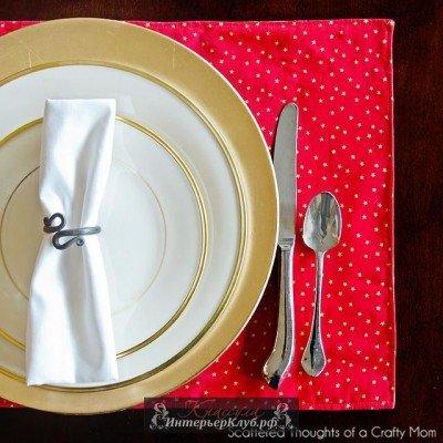 Тарелки для стола своими руками 896