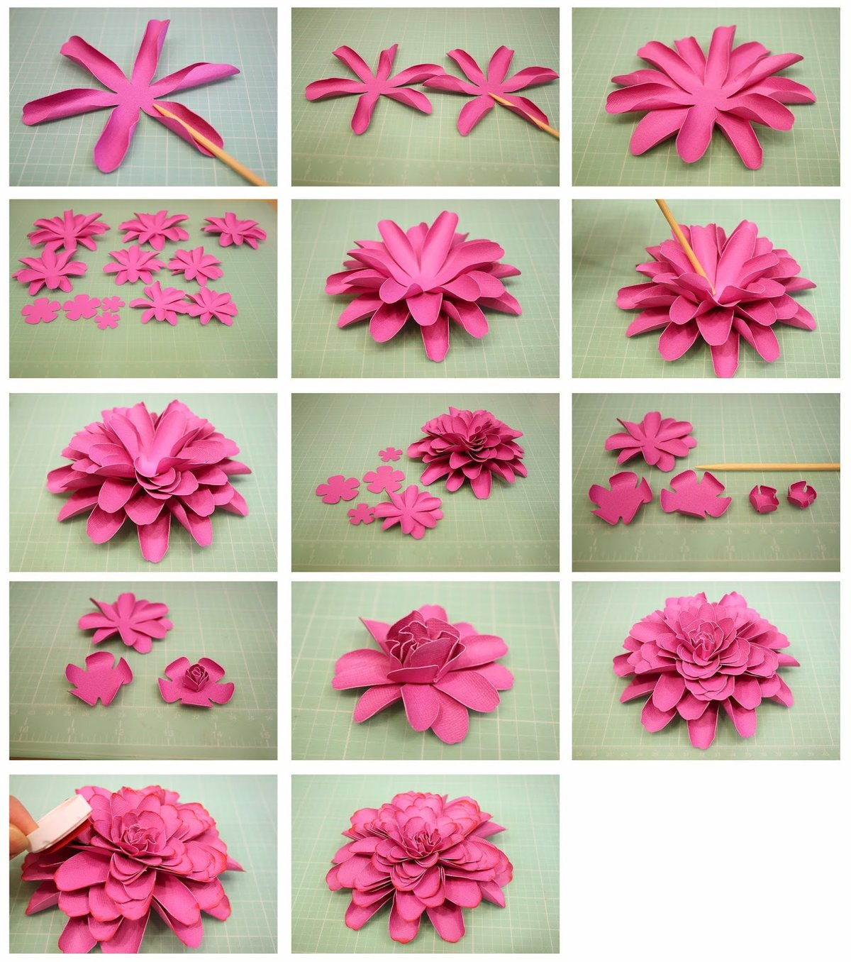 Как сделать цветок из салфетки своими руками легко и быстро