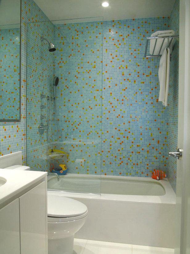 Фотографии ванной комнаты после ремонта - варианты и примеры