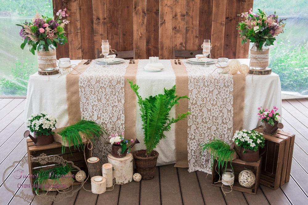 Оформление свадьбы в стиле рустик своими руками фото 11