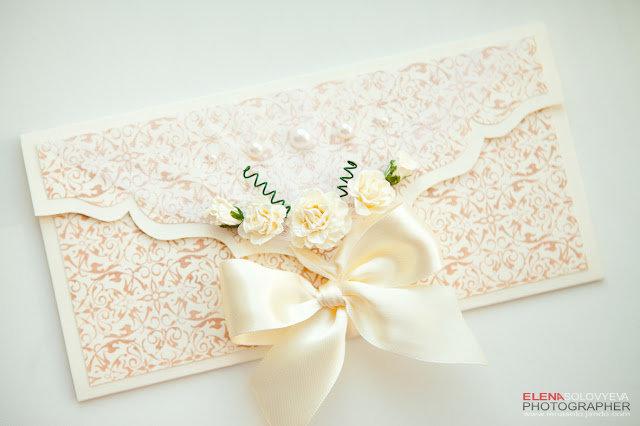 Свадебные конверты денег своими руками 527
