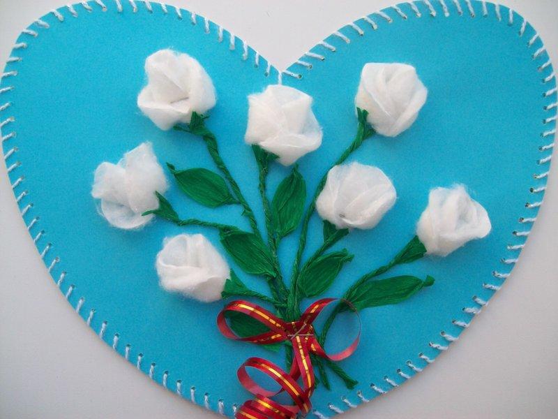 Валентинки из необычных материалов - карточка от пользователя r.chaykivska в Яндекс.Коллекциях