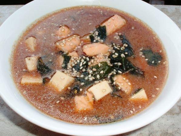 Приготовить мисо суп в домашних условиях