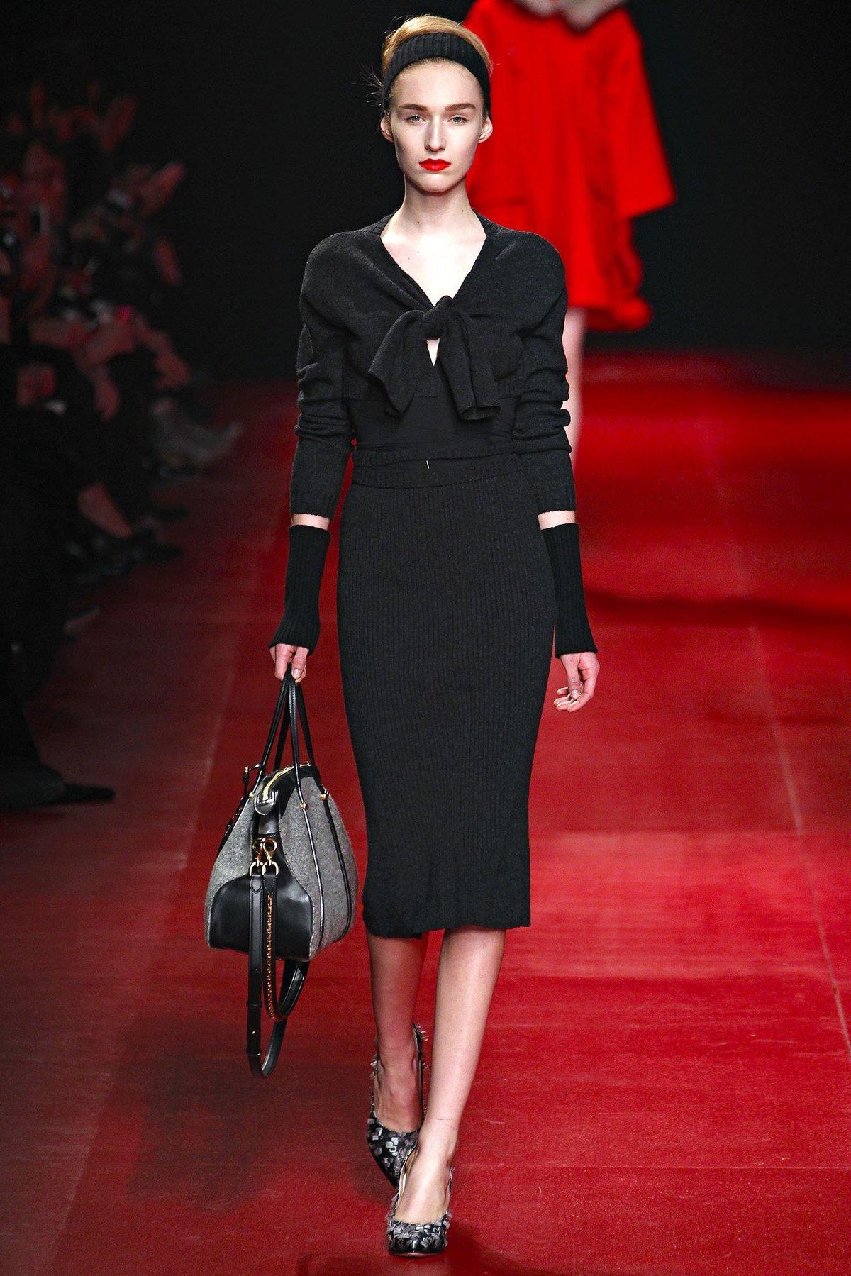 Мода 40-х платья
