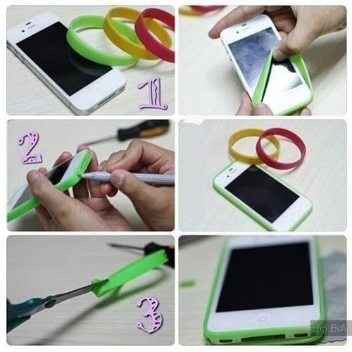 Как сделать телефон своими руками из подручных материалов 608