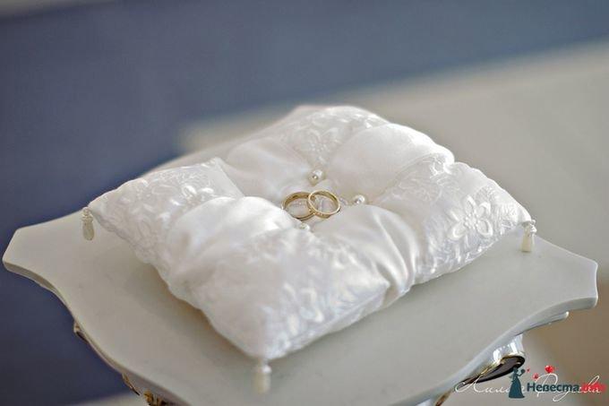 Свадебная подушечка для колец с углублением своими руками 99