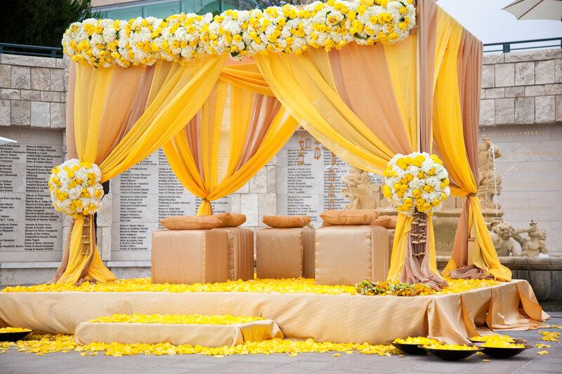 Дизайн свадьбы это