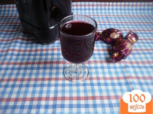 Домашняя наливка из вишни с косточками простой