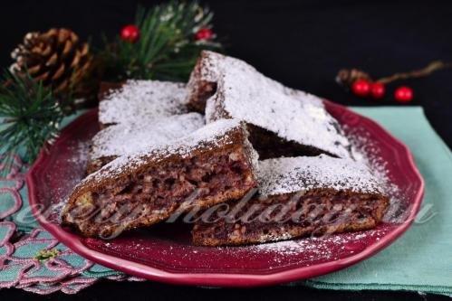 Трухлявый пень с вареньем пирог рецепт