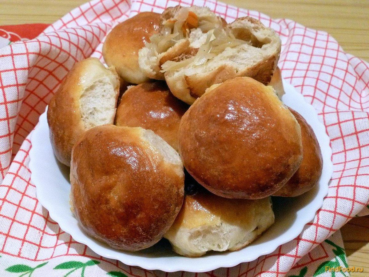 Простые рецепты пирожков в домашних условиях
