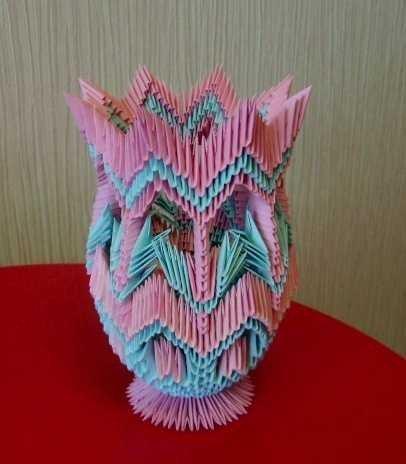 Как сделать модульное оригами фото